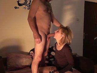 Cougar uses 18Yo Ladies' for her Pleasures!