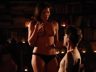Erotic flick of pornstar Niki Sweet sucking a dick and riding