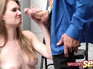 Fucked in front of her horny stepmom