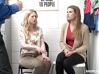 Two offending bitches including Psych jargon exceptional Ashley Lane are punished concerning rough sex