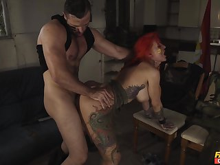 Dirty sex scenes leads this whore to feel stupidly disquieted